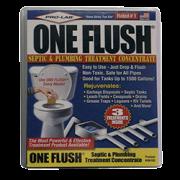 One Flush для септиков и туалетов